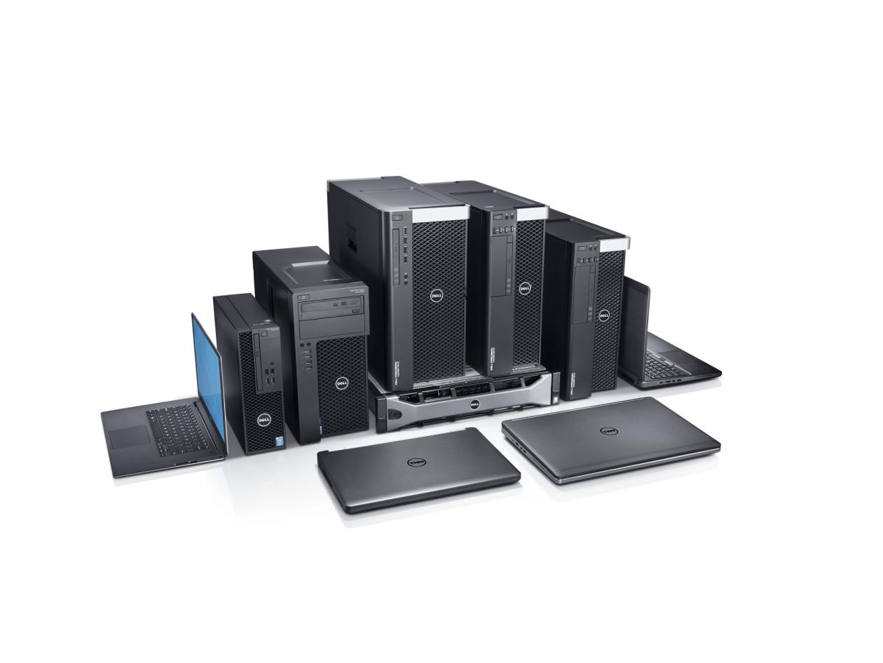 Dell Hardware - Dell EMC Partner