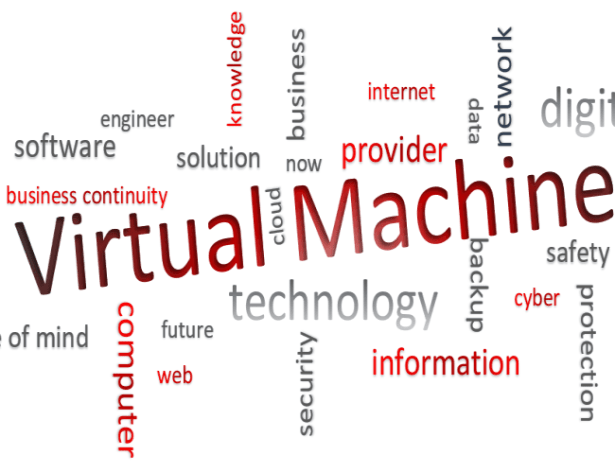 virtual machine - Network Design Services