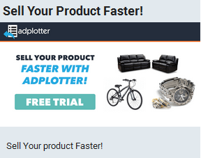 Adplotter Sell Your Product Faster!