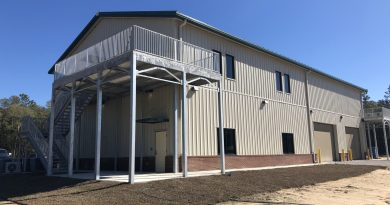 Okaloosa County Sheriff's Training Facility