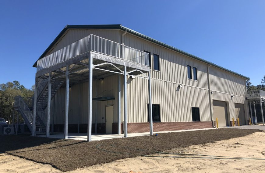 Okaloosa County Sheriff's Training Facility