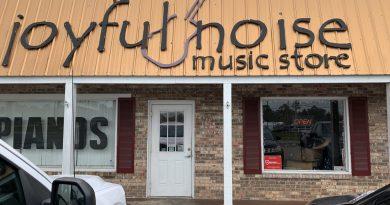 A Joyful Noise Music Store
