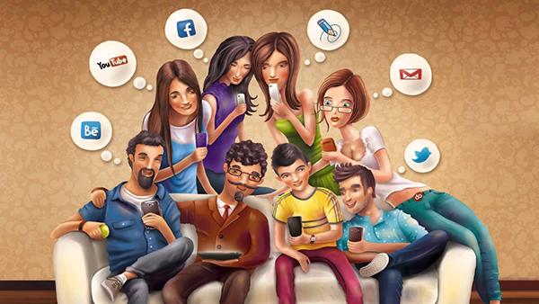 Image result for зависимость от социальных сетей