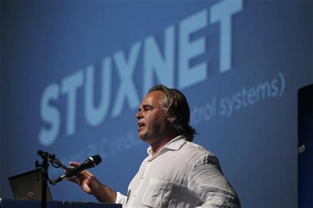 Eugene Kaspersky antivirus firm CEO
