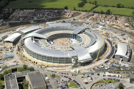 GCHQ UK Government