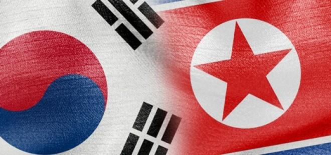North Korea vs south