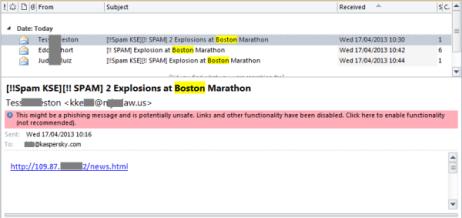 BostonMaliciousMail