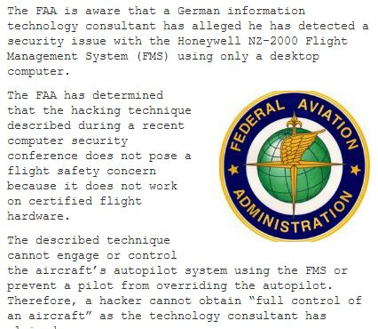 FAA_announcement