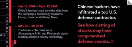 QinetiQ Chinese hack