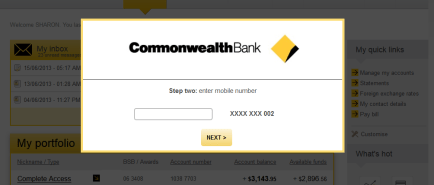 Android banking trojan CommonWealthBank