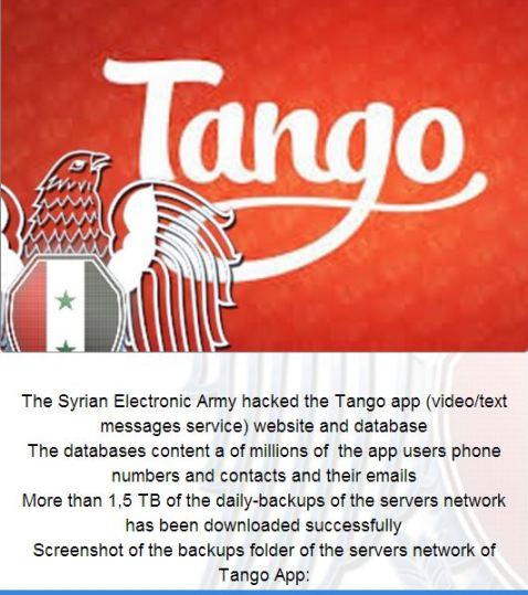 Data Breaches Tango SEA