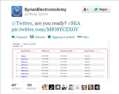 Syrian Electronic Army 2