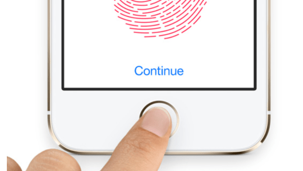 3D printing hacking Apple TouchID