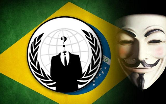 Anonymous Brazil data leak