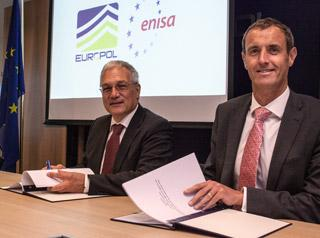 enisa EUROPOL signature