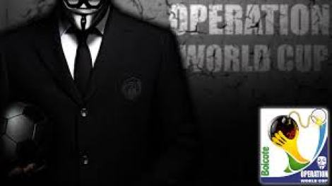 opHackingCup Anonymous opWorldCup