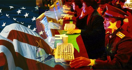 Chinese hackers espionage 2