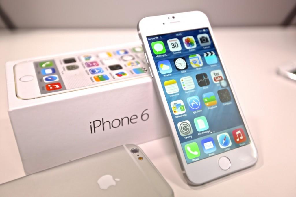 iPhone 6 bypass passcode