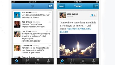 App Graph twitter mobile-app