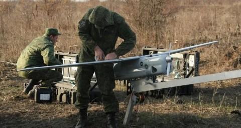 Corsair drones