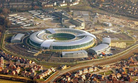 GCHQ against pedophilies