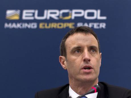 Director-Europol-Reuters