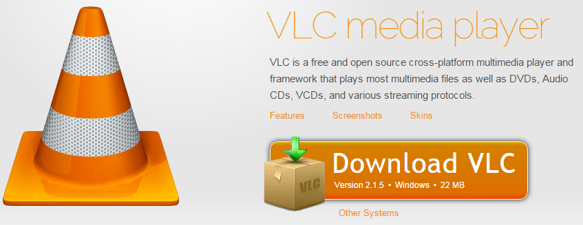 VLC player flaw