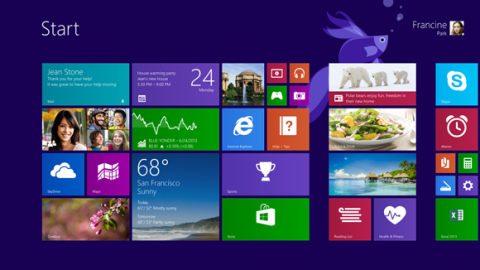 Windows 8 1