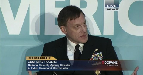 NSA director Rogers