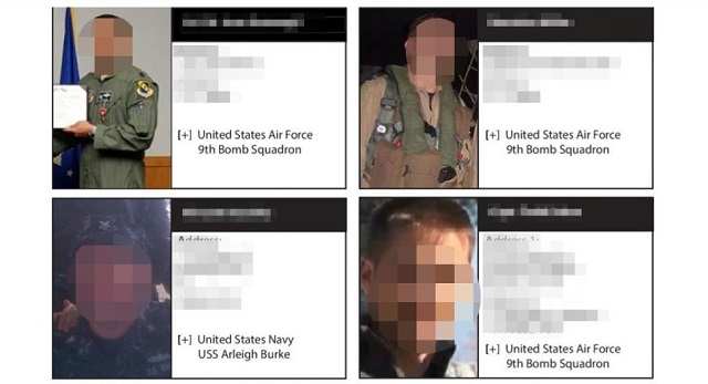 cyber terrorism ISIS invites to Kill US military personnel