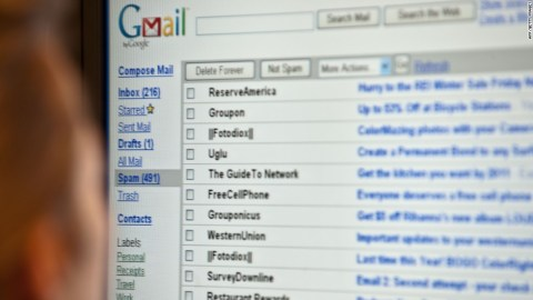 Indian Government bans email services