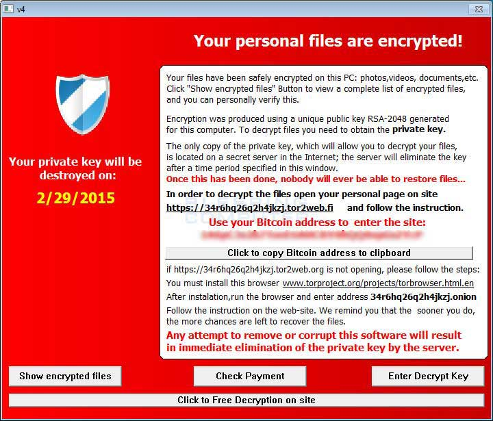 A flaw in TeslaCrypt ransomware allows file recoveringSecurity Affairs