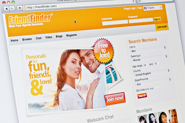 Friends dating site