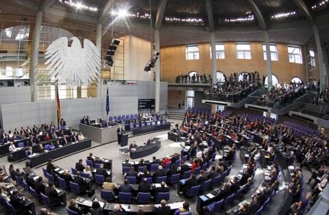 Bundestag German Government