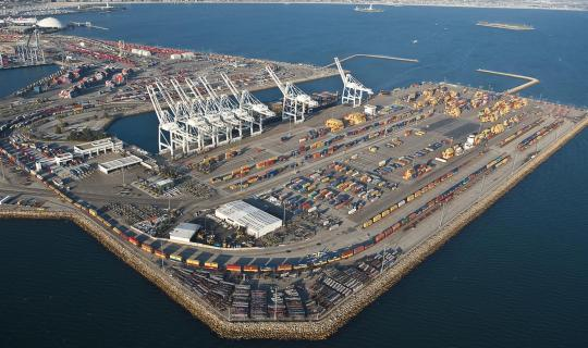 US Ports - Cyber attacks can cause the Release of chemicals