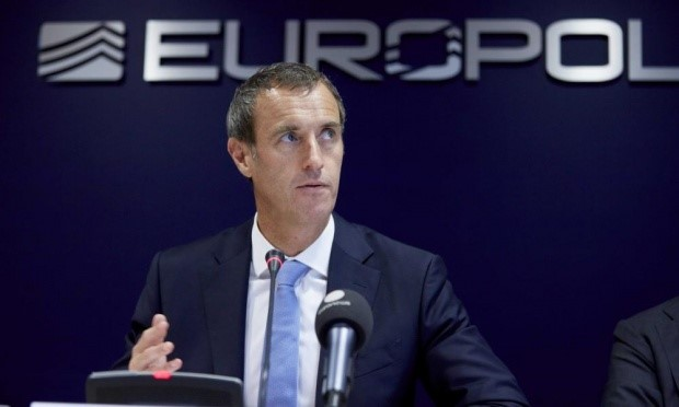 Europol director Wainwright
