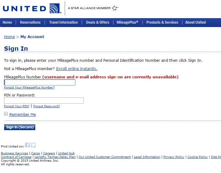 United Airlines accounts could be easily locked-outSecurity Affairs
