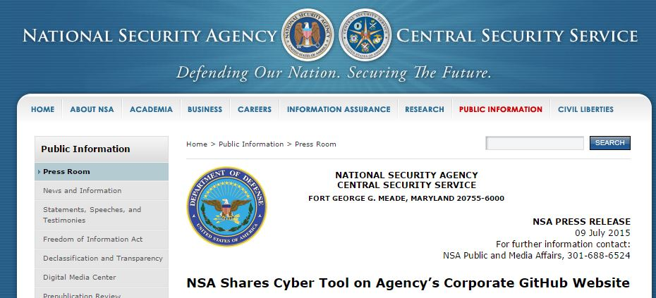 NSA Releases SIMP, An Open Source Network Security Tool