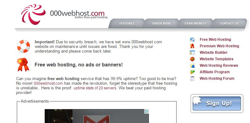 000webhost hacked