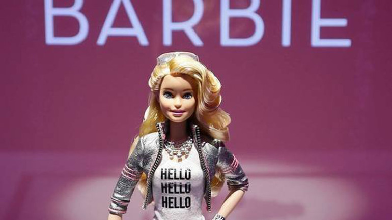 "The ""Hello Barbie"" smart toys"