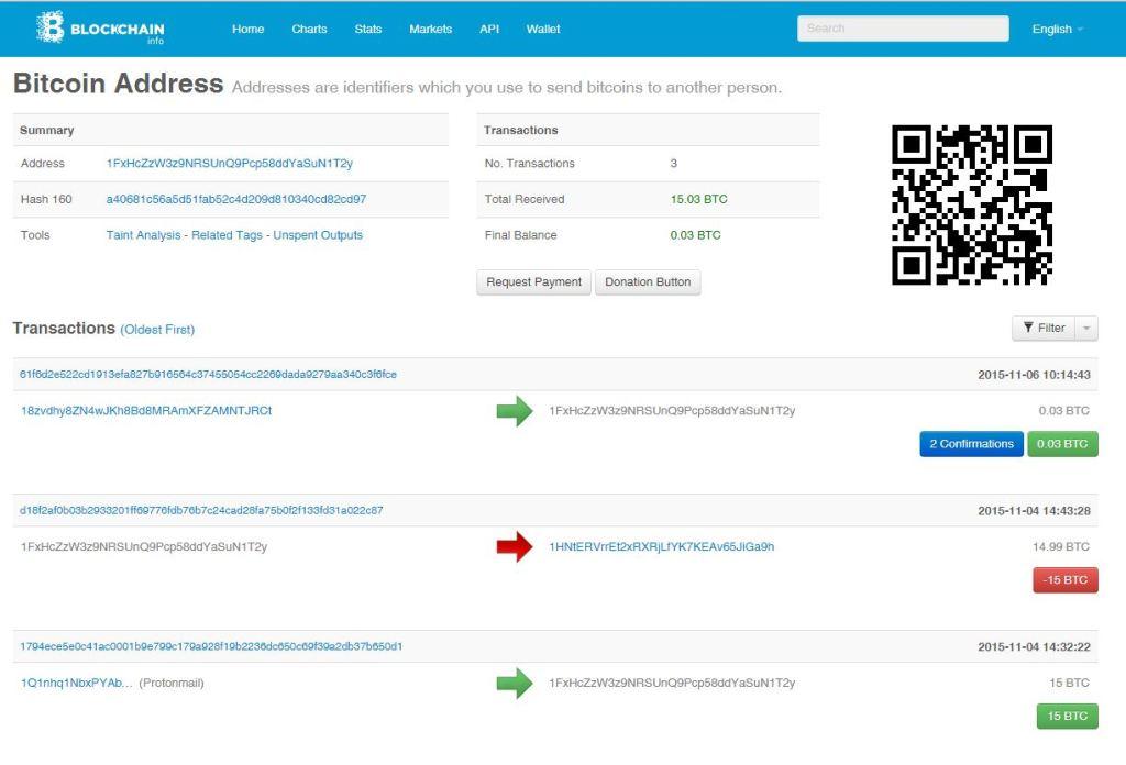 protonmail ransom bitcoin
