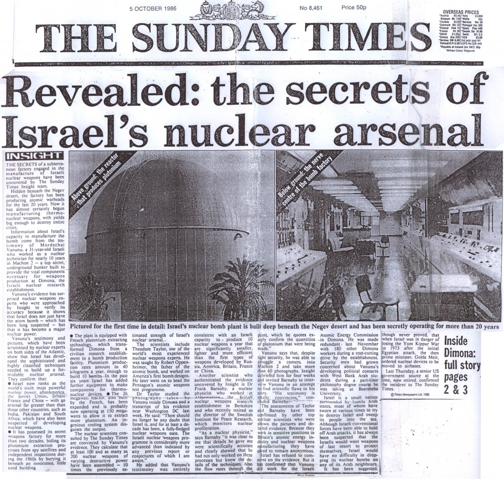the_sunday_times on Stuxnet