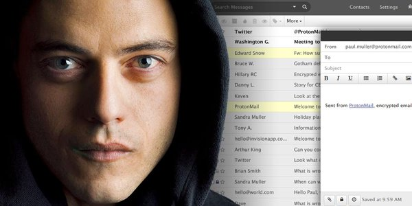 protonmail mr robot