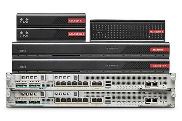 Cisco FirePower firewall