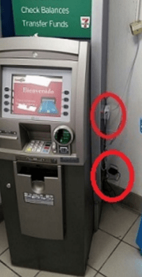 ATM skimming attacks Brian Krebs