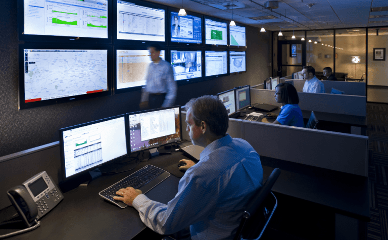 Monitored Security Solutions