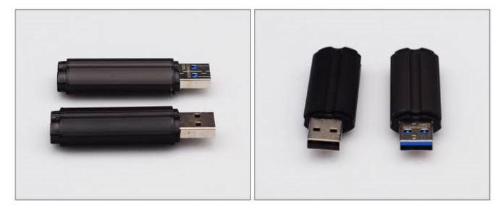 FOUND USB drive