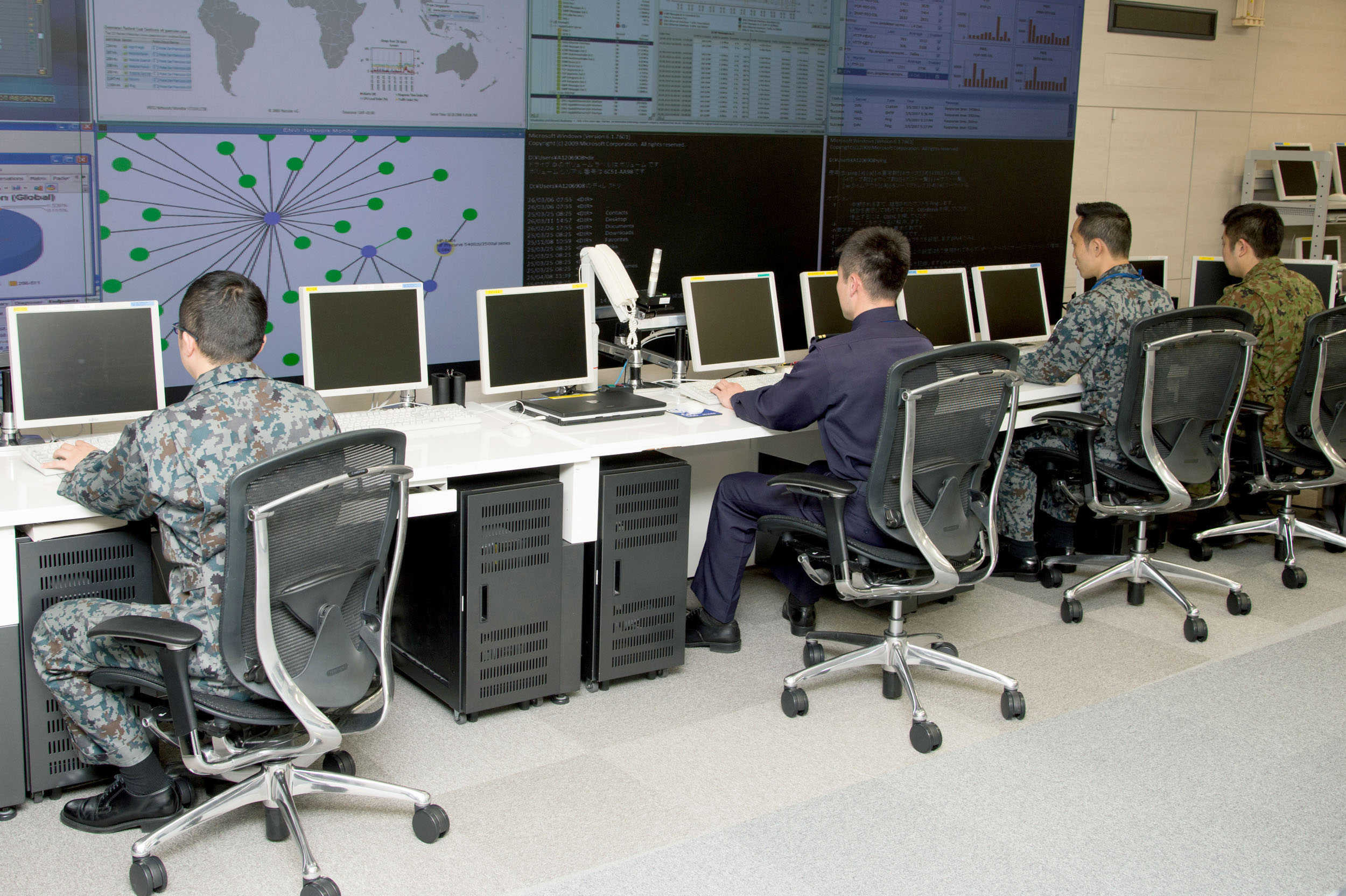 Defence Information Infrastructure