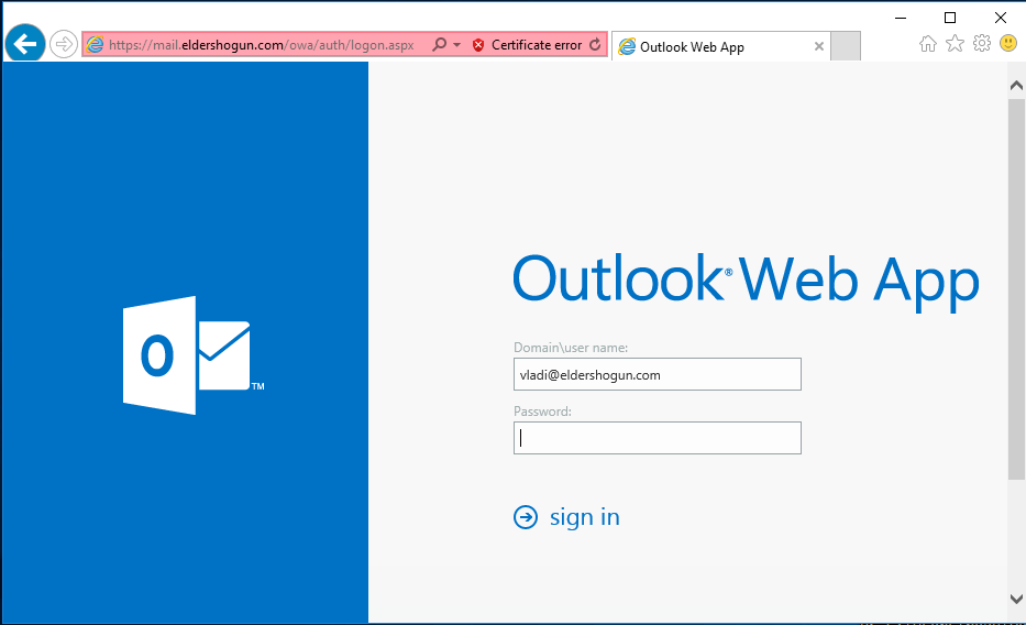 Owa Outlook