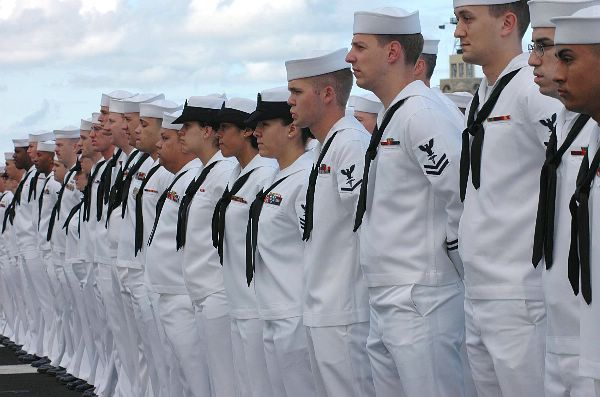Personal data of 134,000 United States Navy sailors ...